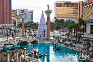 Pictures of Venetian Las Vegas: Winter Holidays at Venetian Las Vegas