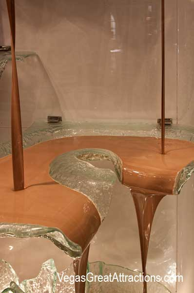 Bellagio Chocolate fountains