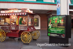 St. Patrick's Day 2015 on Fremont Street Experience