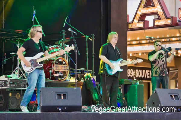 St. Patrick's Day 2015: Free Irish music on Fremont Street Experience, Las Vegas
