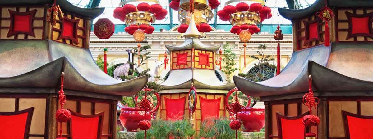 Chinese New Year at Bellagio