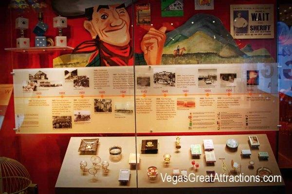 La Vegas Gambling History at Nevada State Museum