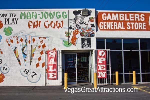 Las Vegas Gamblers General Store