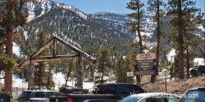 Las Vegas Ski and Snowboard Resort - Spring Mountains Recreational Area