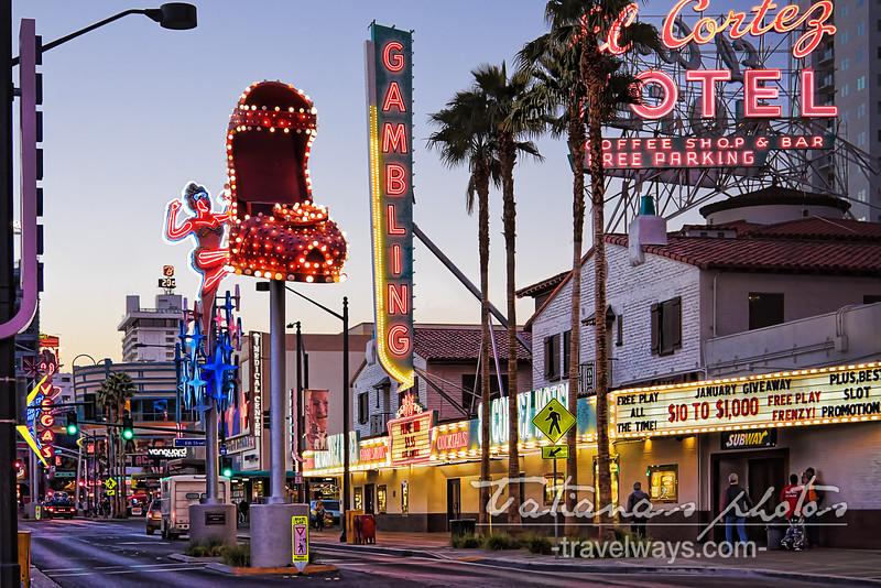 El Cortez hotel downtown Las Vegas