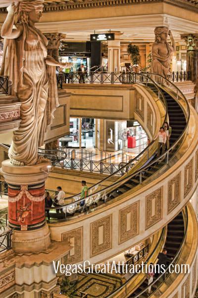 Caesars Palace Forum Shops