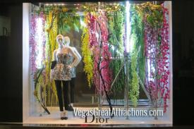 Dior Store inside the Forum Shops