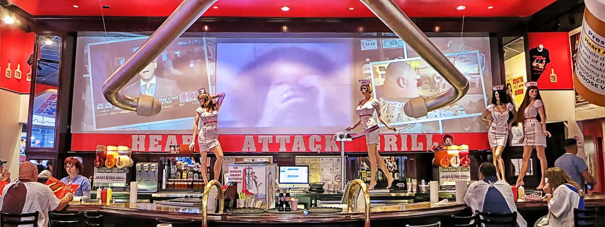 Heart Attack Grill, Las Vegas