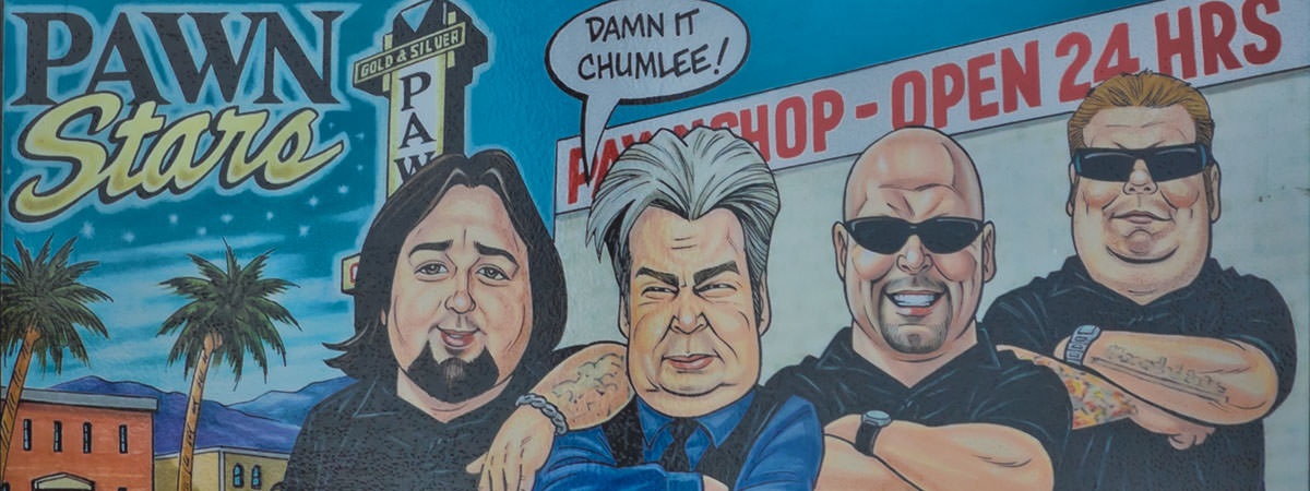 Pawn Stars, Las Vegas