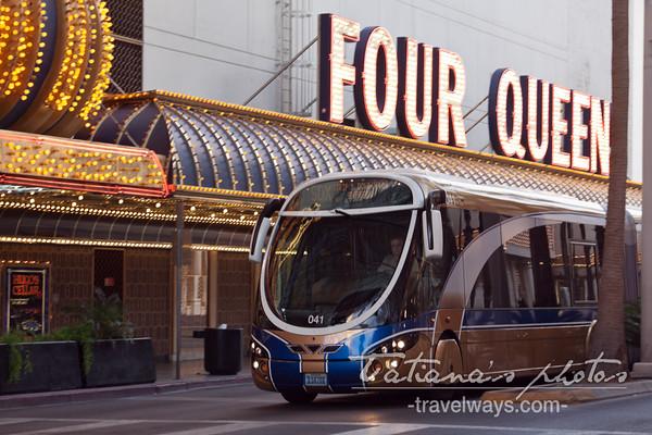 SDX bus Las Vegas