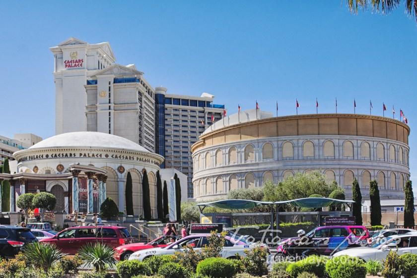 Colosseum at Caesars Palace, Las Vegas