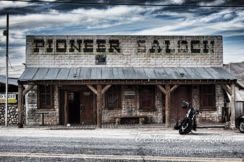 Good Springs Pioneer Saloon