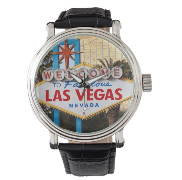 Las Vegas Men's Watch