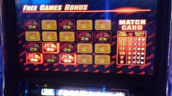 Quick Hits at Monte Carlo Las Vegas