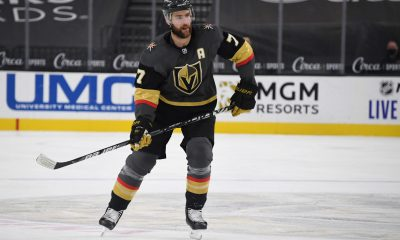 Alex Pietrangelo Max Pacioretty Vegas Golden Knights