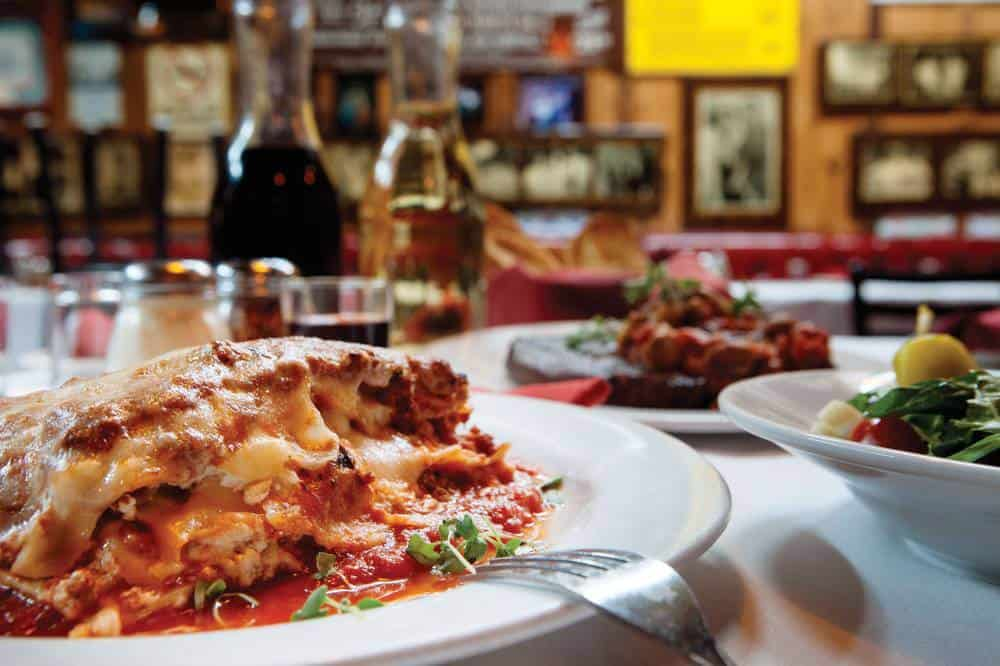 Battista's Hole in the Wall - Italian Restaurants Las Vegas
