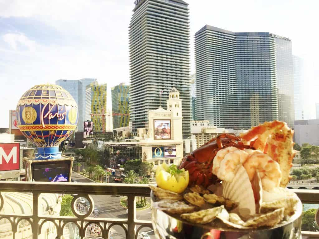 Eiffel Tower Restaurant at Paris Las Vegas - Best Restaurants in Las Vegas