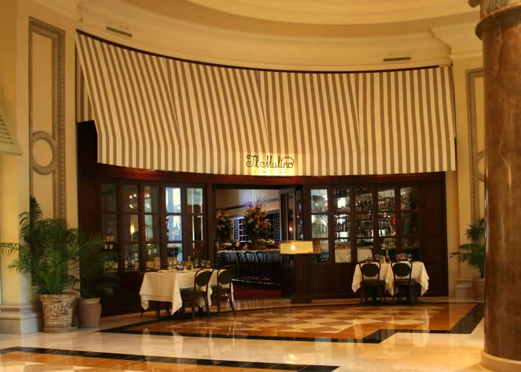 Il Mulino New York - Italian Restaurants in Las Vegas