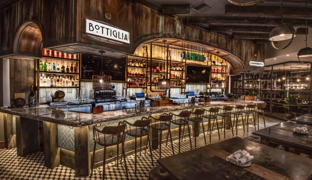 Mercato Della Pescheria - Top Italian Restaurants in Las Vegas