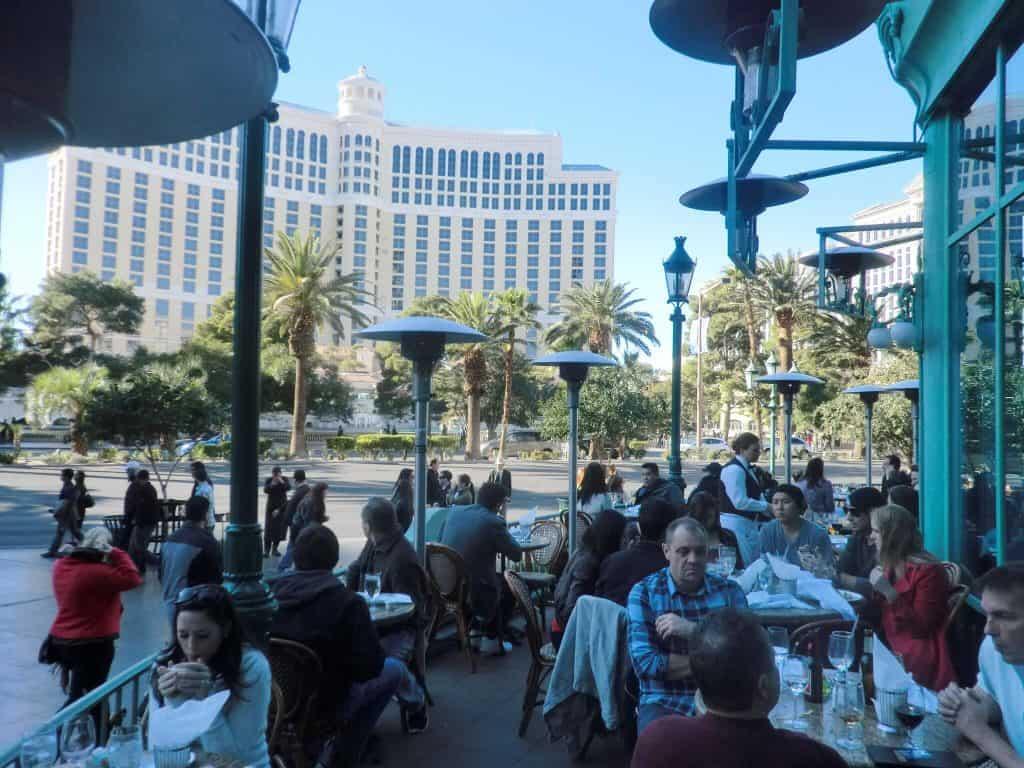 Mon Ami Gabi at Paris Las Vegas - Best French Restaurant in Las Vegas