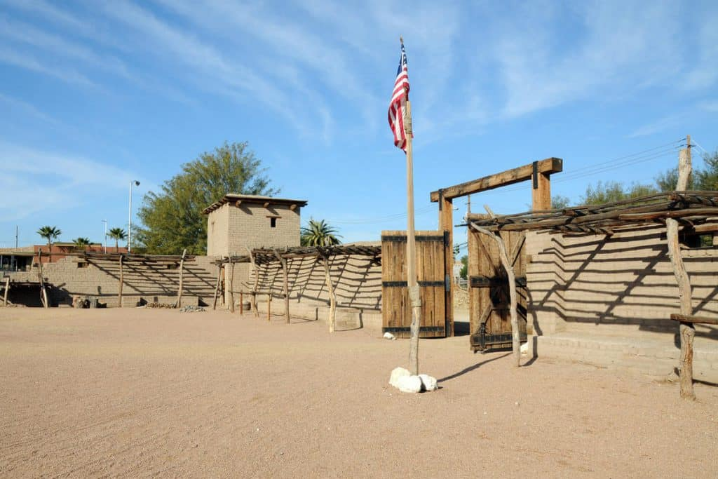 Old Las Vegas Mormon Fort State Historic Park - Best Museums in Las Vegas