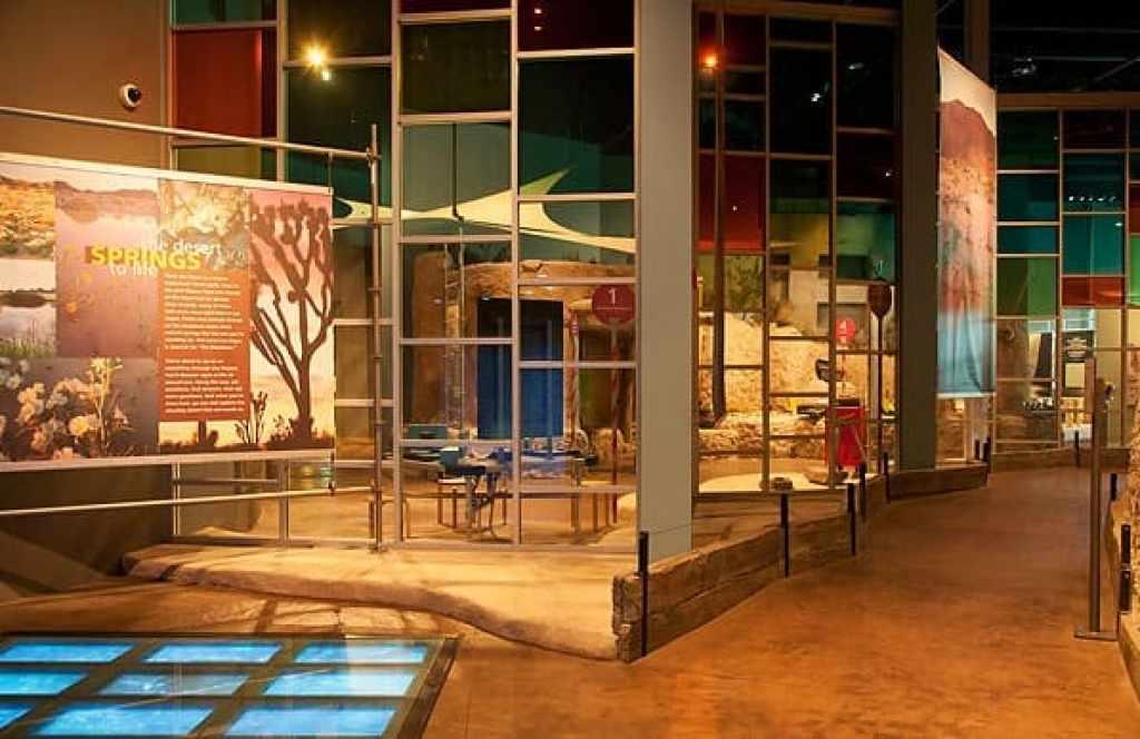 Origen Museum - Best Museums in Las Vegas