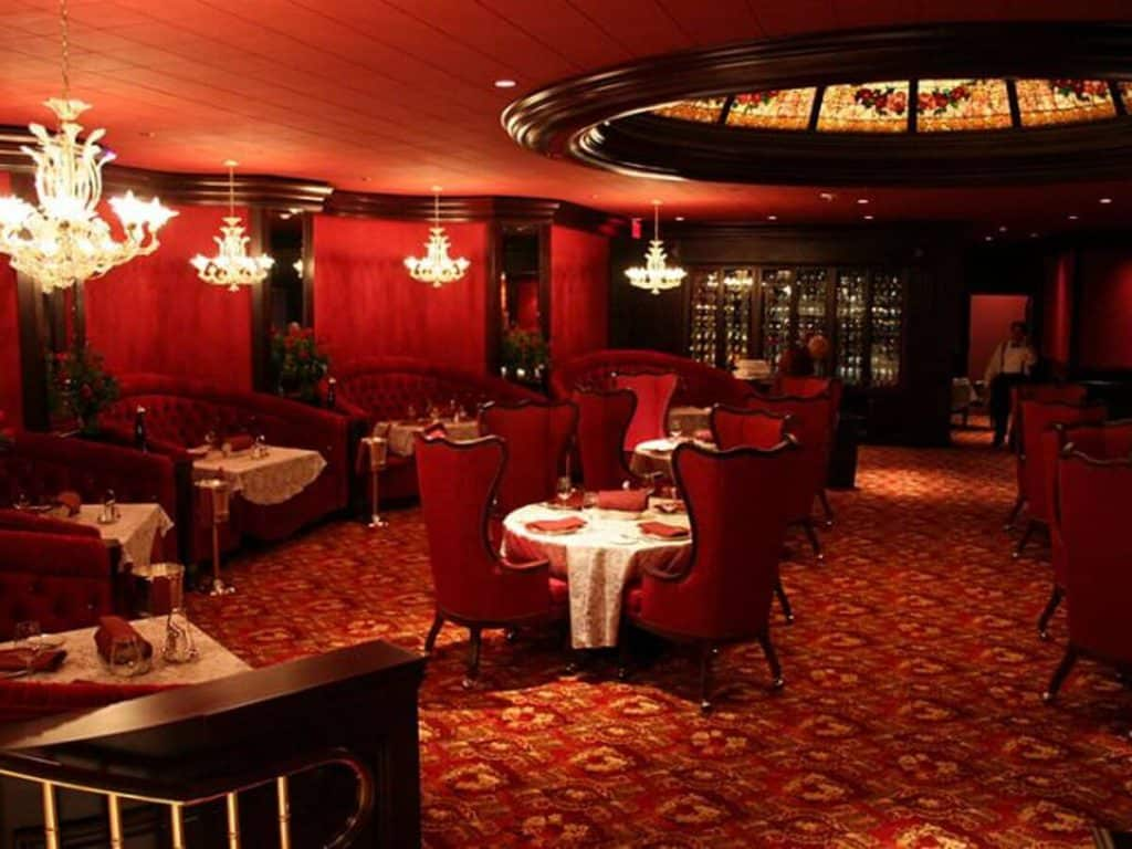Pamplemousse Las Vegas French Restaurant