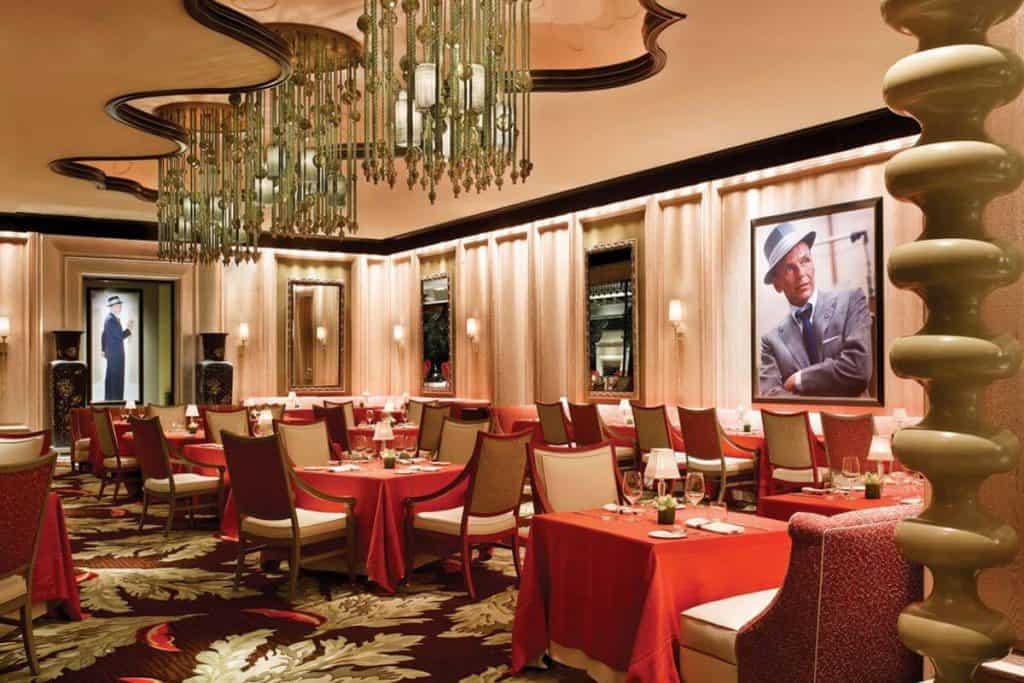 SINATRA - Best Italian Restaurants in Las Vegas