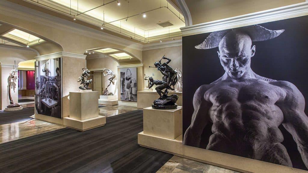 The Art of Richard MacDonald - Best Musems in Las Vegas