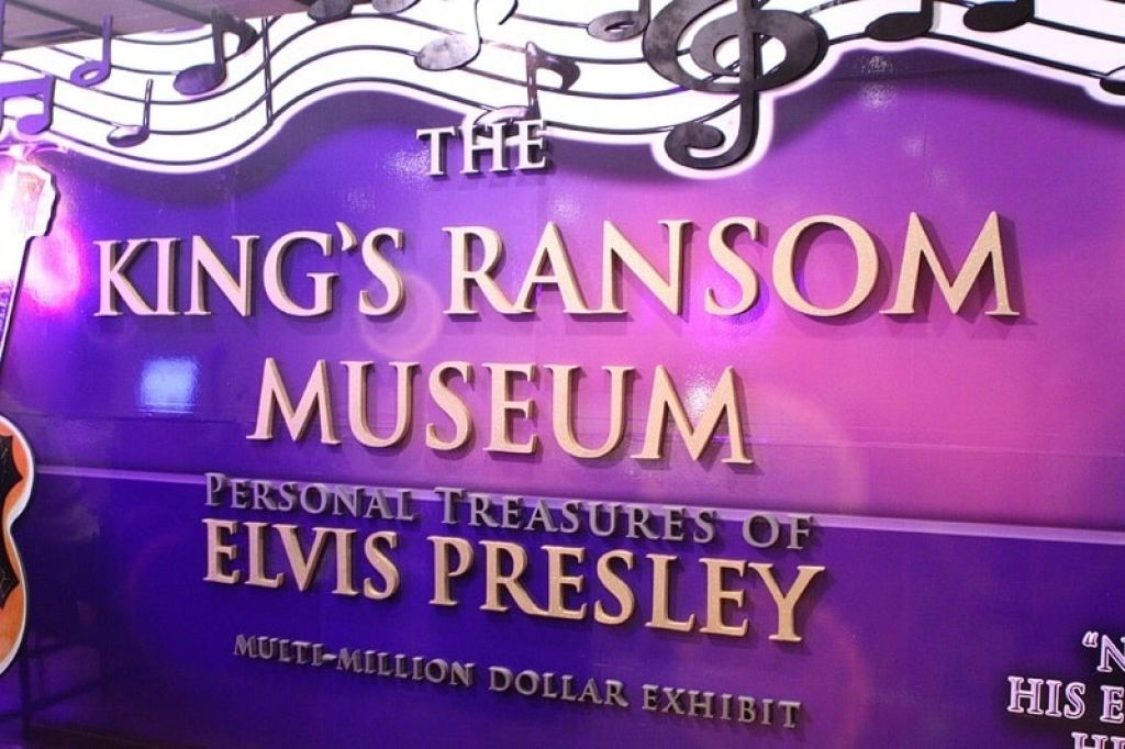 The King's Ransom Museum - Best museums in Vegas