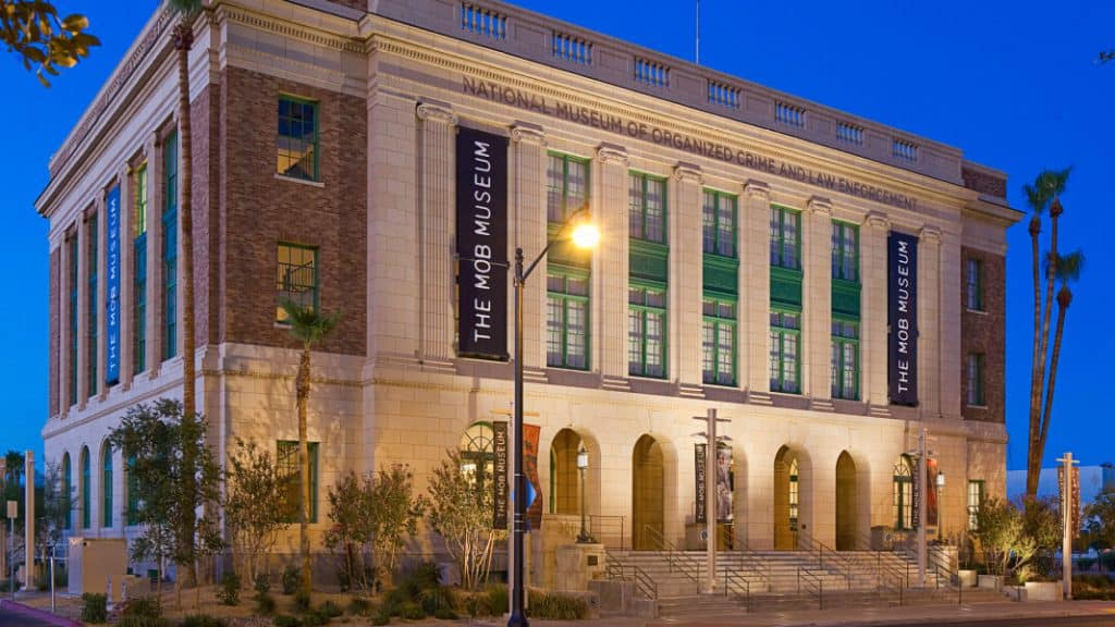 The Mob Museum - Museums in Las Vegas