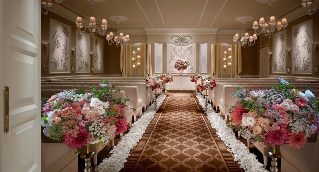 Get Married at Wynn - Things to do in Las Vegas for Couples