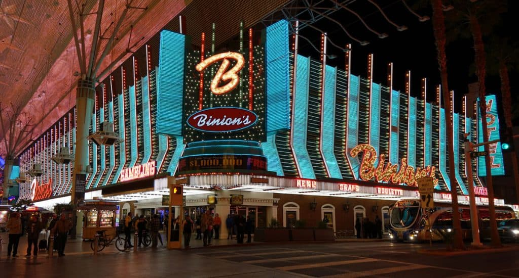 Binion's Downtown Las Vegas - Best Suites in Vegas For Bachelorette Party