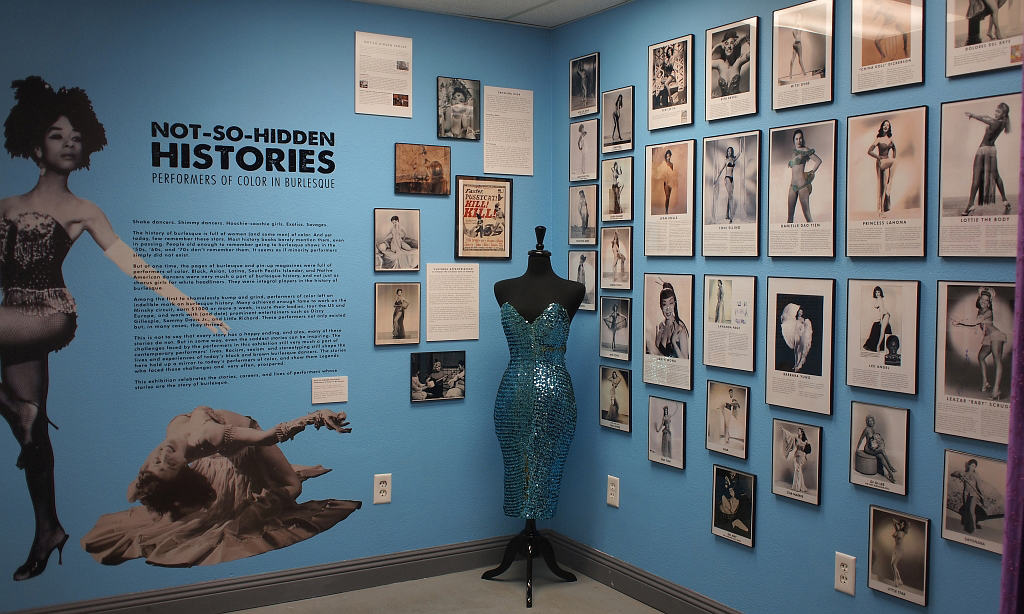 Burlesque Hall of Fame - Museums in Las Vegas