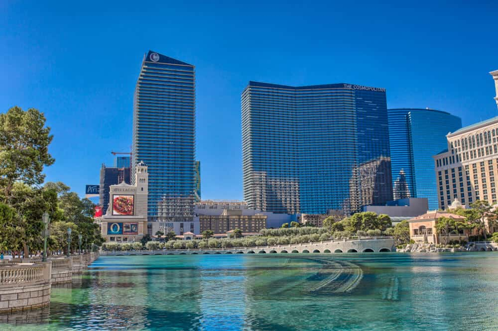 Cosmopolitan Resort - Best Hotels in Vegas For Bachelorette Party