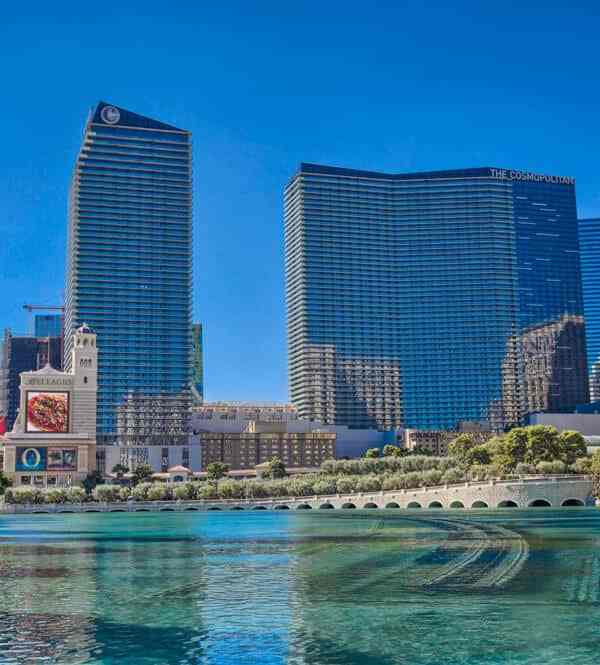 Cosmopolitan Resort - Best Hotels in Vegas For Bachelorette Party