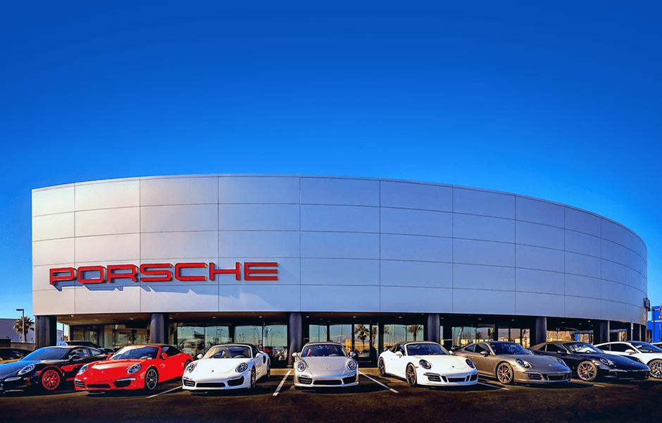 Gaudin Porsche of Las Vegas - Car Museum in Las Vegas