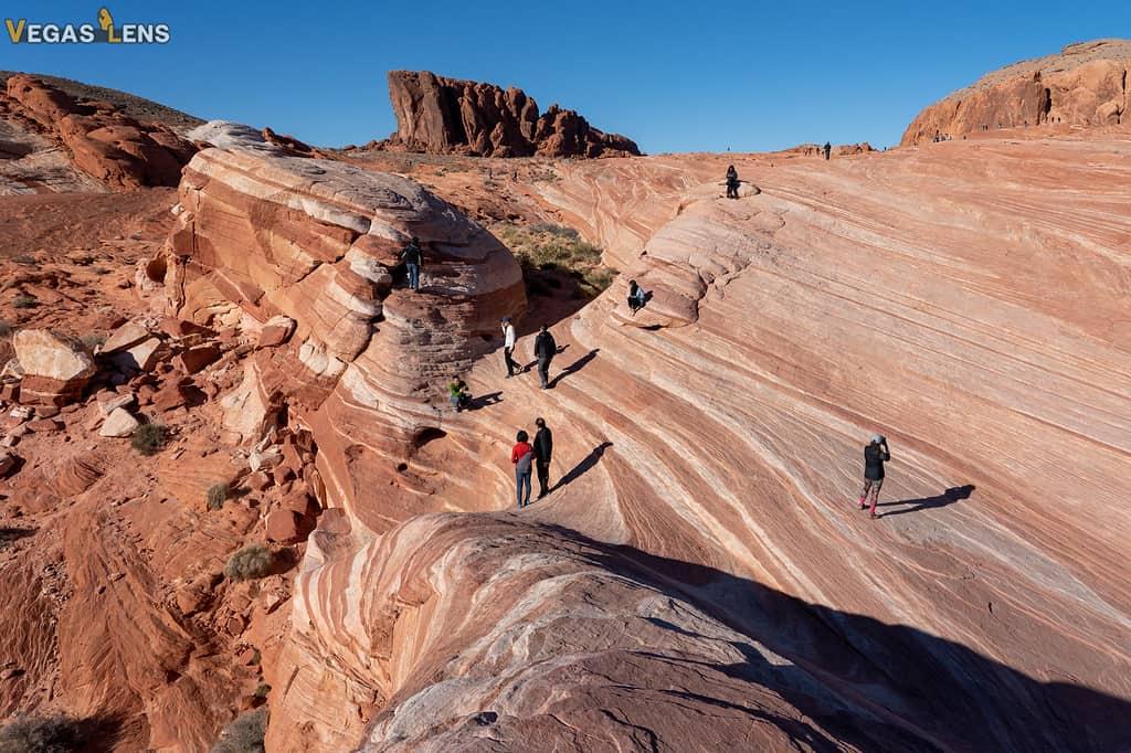 Hiking - Romantic things to do in Las Vegas