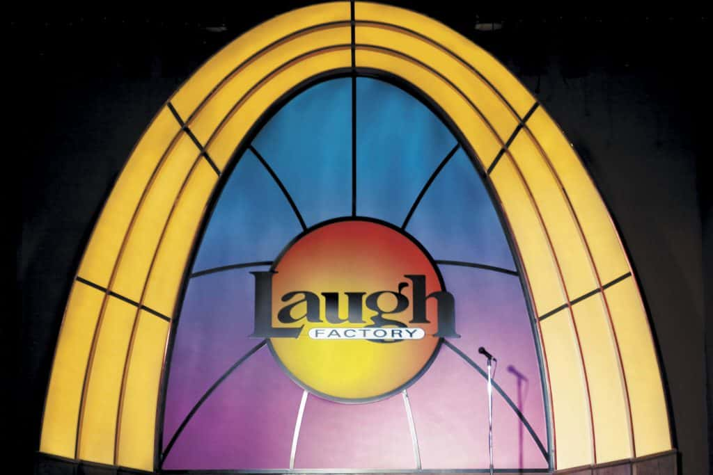 Laugh Factory - Vegas Comedy Shows