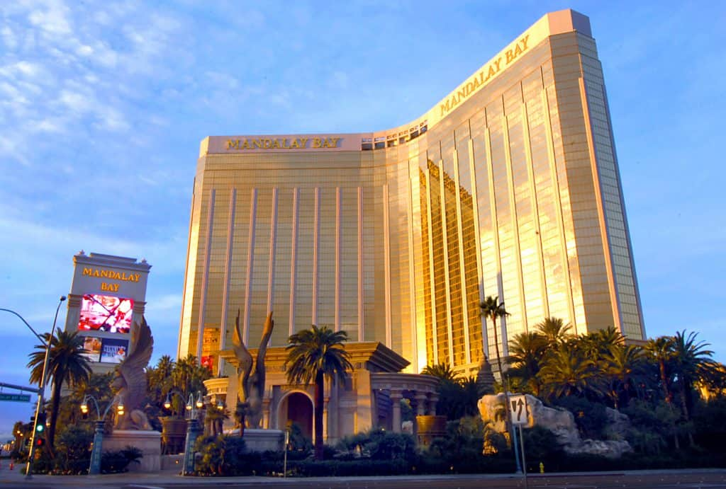 Mandalay Bay Hotel and Casino - Bachelor Party Suites in Vegas