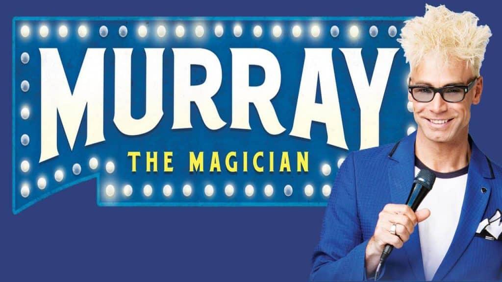 Murray the Magician - Magic Show in Las Vegas