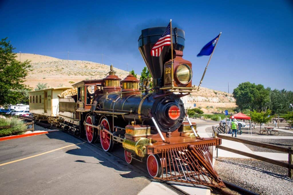 Nevada State Railroad Museum - Best Museums in Las Vegas