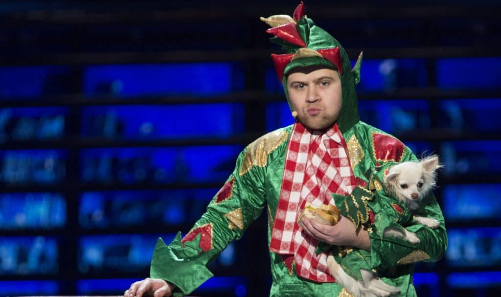 Piff The Magic Dragon Show - Best Comedy Shows in Vegas