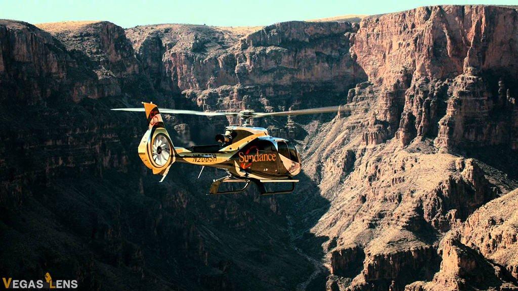 Plane Ride Grand Canyon Tour - Romantic places in Las Vegas
