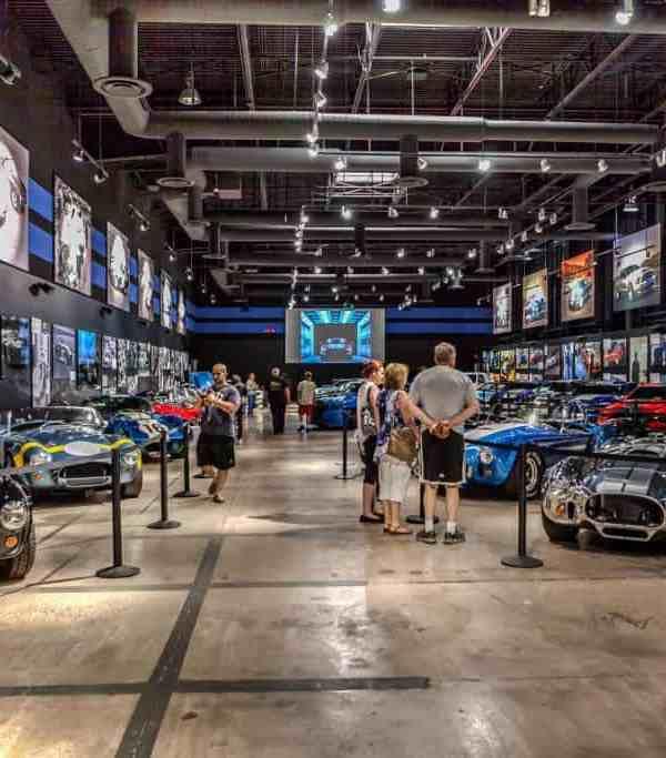 Shelby American Inc - Car Museum in Las Vegas