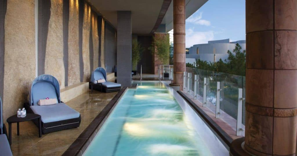 Spa day - Best Fun Things to do in Vegas for a Bachelorette Party