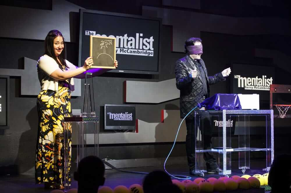 The Mentalist - Best Comedy Shows in Las Vegas