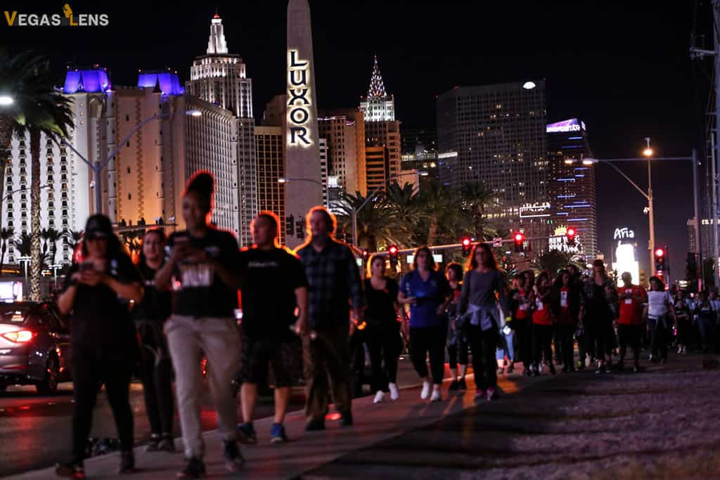 Walk the Las Vegas Strip - Things to do in Las Vegas for Couples
