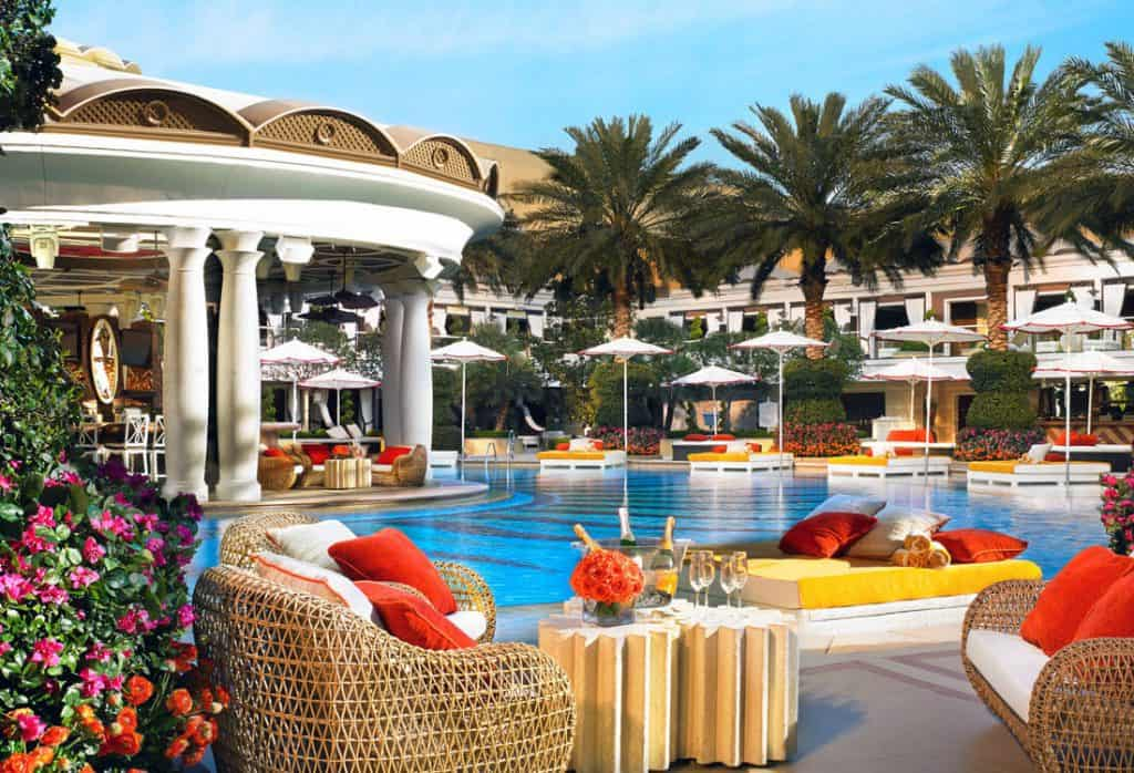 Wynn Las Vegas - Las Vegas Bachelorette Party Hotel Packages