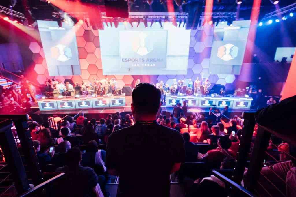 Esports Arena Las Vegas - Things to do in Las Vegas on the Strip